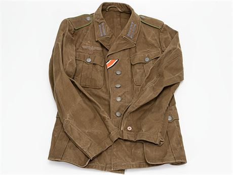 Army Tropical Tunic, 1st Model