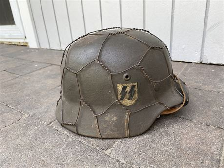 Reproduction M35 Double Decal, Real Shell
