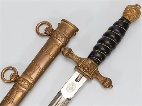 Water Protection Police Dagger