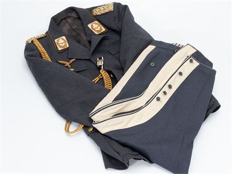 Luftwaffe Generalmajor Tunic with Matching Breeches and Extras