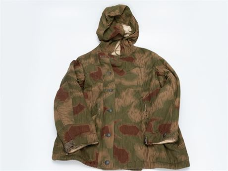 Army Tan and Water Reversible Parka