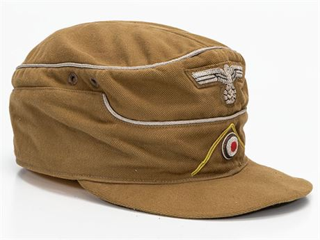 Tropical M43 Cap, Recon Officer